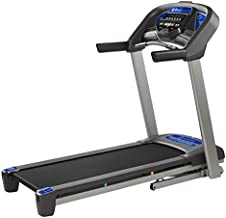 Horizon Fitness T101 Treadmill Series, Bluetooth Enabled, Folding Treadmills, Upgrade to The T202 for Larger Motor, app Integration, and Longer Deck.