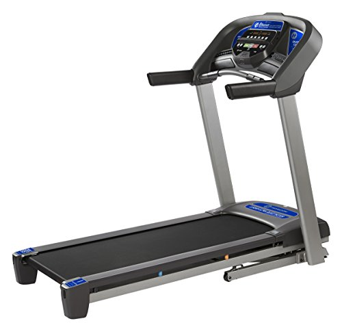 Horizon Fitness T101 Treadmill Series, Bluetooth...