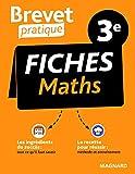Brevet Pratique Fiches Maths 3e (2021)