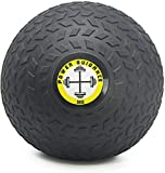 POWER GUIDANCE Slam Ball Balón Medicinal Antideslizante Ideal para los...