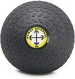 POWER GUIDANCE Slam Ball Balón Medicinal Antideslizante Ideal para los Ejercicios de Functional Fitness - 5kg
