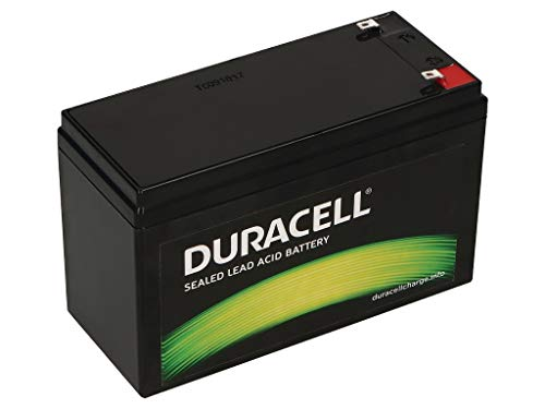 Duracell DR7-12 - 12V 7Ah VRLA Battery (12 Warranty)
