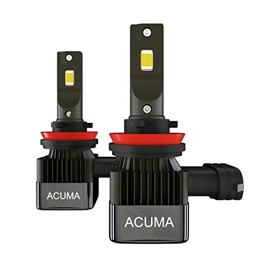 HIKARI Acuma LED Headlight Bulbs Conversion Kit...