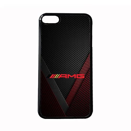 Cáscaras Duras del Teléfono del Abs para Los Hombres Compatible para Apple iPhone 5 5S Se Moda Tener con Amg 8