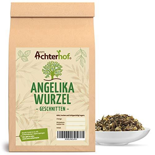 250 g Angelikawurzel geschnitten Kräuter Tee - Natürlich vom Achterhof Angelika Wurzel
