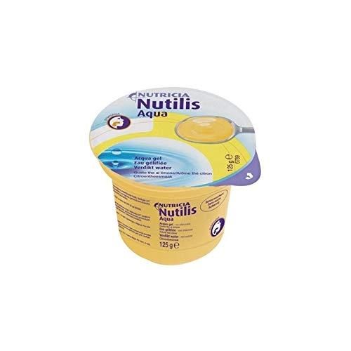 Nutilis Aqua Gel The al Limone 125 G 12 Pezzi