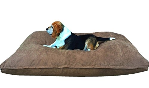 Dogbed4less Orthopedic Memory Foam Dog Bed Pillow
