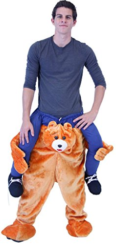 Lift Me Walking Bear Carrying Costume