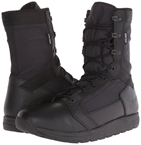 "Danner Men's Tachyon 8"" GTX Duty Boot,Black,10.5 D US"