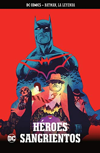 Batman, La Leyenda núm. 48: Héroes sangrientos