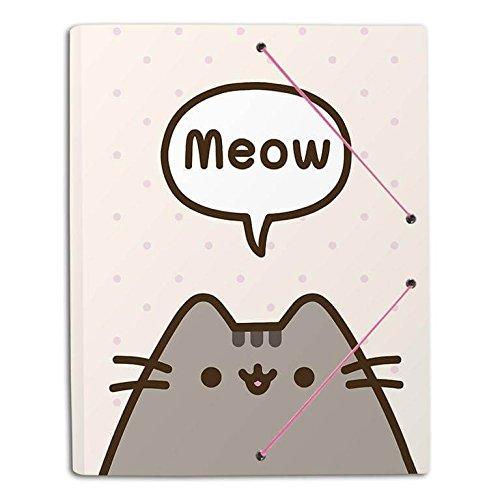 Grupo Erik Editores Carpeta Gomas A4 Polipropileno Pusheen The Cat
