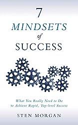Positive Mindset Books - 7 Mindsets of Success