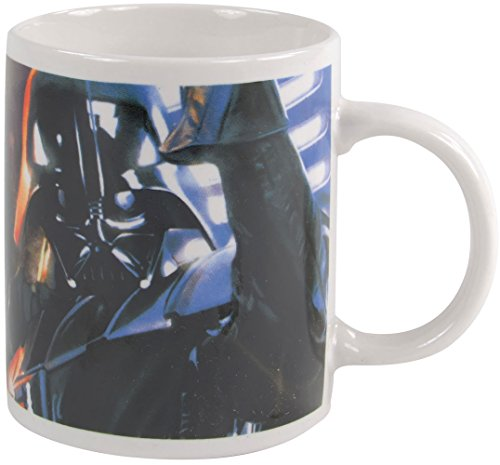United Labels Star Wars Kaffeebecher mit Darth Vader Motiv