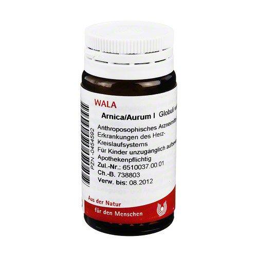 ARNICA/AURUM I Globuli 20 g Globuli