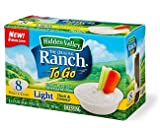 Hidden Valley the Original Ranch to Go 8 Count Single Cup (Pack of 2)