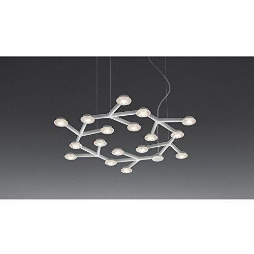 LED Net Artemide Lampe hängen Kronleuchter - Circle