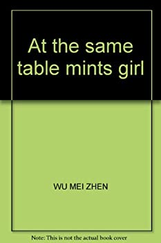 Paperback At the same table mints girl Book