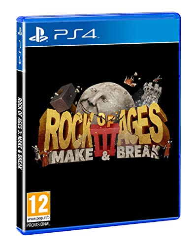 Rock of Ages 3: Make & Br