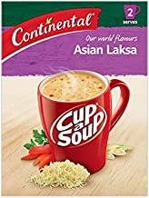 Continental Cup-A-Soup Asian Laksa 2 pack 65g