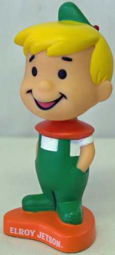 Wacky Wobblers - Elroy Jetson Wackelkopf Figur