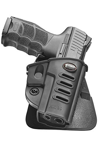 Fobus HK30 Evolution Holster for H&K P30 9mm & .40, P30SK, Right Hand Paddle