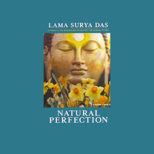 Natural Perfection audiobook cover art