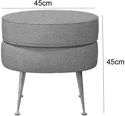 Amazon.com: LE Shoe bench Fabric Sofa Stool Can sit ...