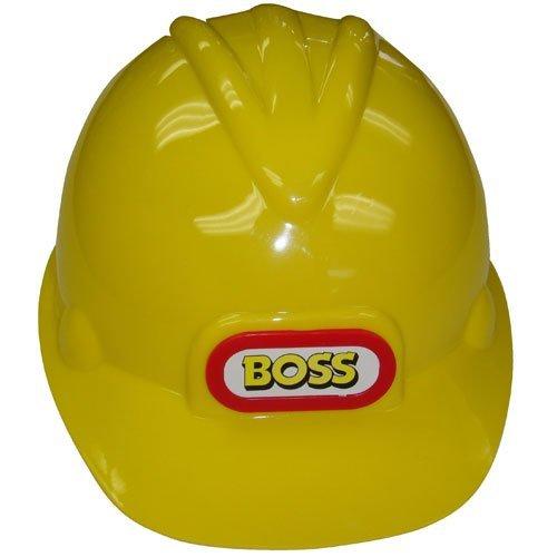 Dress Up America Sombrero de construcción para niños