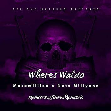 Where's Waldo (feat. Nate Millyunz)