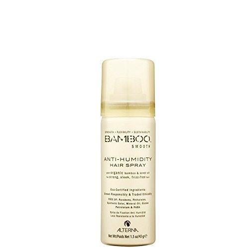 Alterna Bamboo Smooth Anti-Humidity Hair Spray - 1.5 oz/travel size