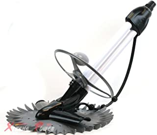 New Unbrand Stingray In Ground Automatic Swimming Pool Vacuum Cleaner Hover W/ 33FT Hoses