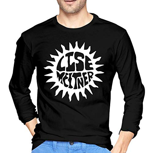 Sporsy T Manga Larga Camiseta Blind Melon Men's Long Sleeve Tshirt Black