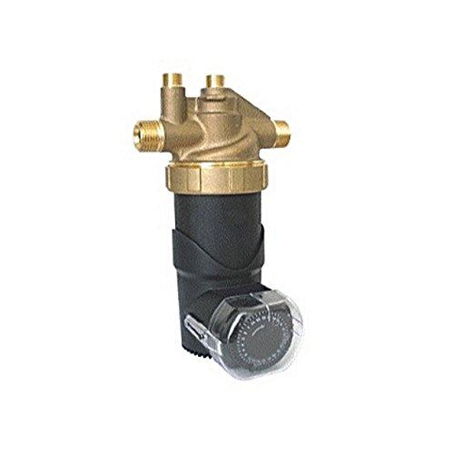 Hot Water Circulator Pump, 1/150 HP, 115V