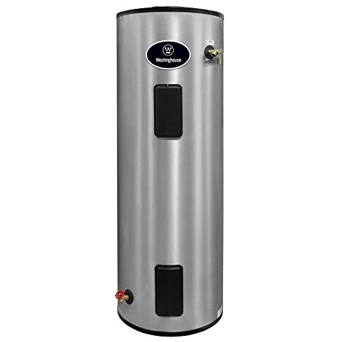 Westinghouse 80 Gal. Lifetime 4500-Watt Electric Water Heater with Durable 316 l Stainless Steel Tank