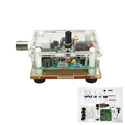 DC 9-13.8V S-Pixie CW QRP Shortwave Radio Transceiver 7.023Mhz+ Acrylic Case DIY kit