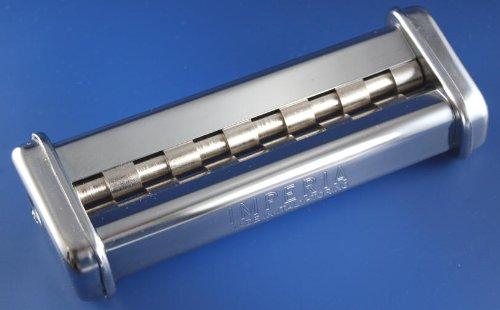 Imperia ORIGINAL VORSATZ/ZUBEHÖR/ERGÄNZU ZU NUDELMASCHINE - Made IN Italy - 13 Verschiedene Möglichkeiten (Lasagnette 12mm)