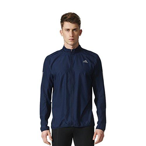 adidas Herren Response Wind Jacke, Collegiate Navy, L