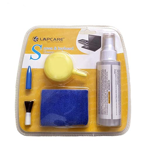 Lapcare 5-in-1 Laptop Screen Cleaning Kit with Suction Balloon