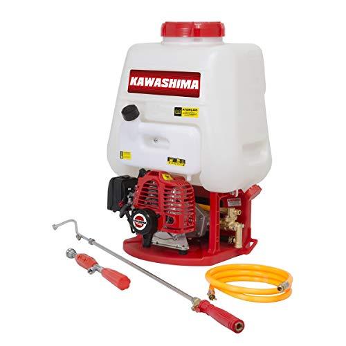 Pulverizador Costal à Gasolina 2 Lanças 26cc PCG2625 Kawashima