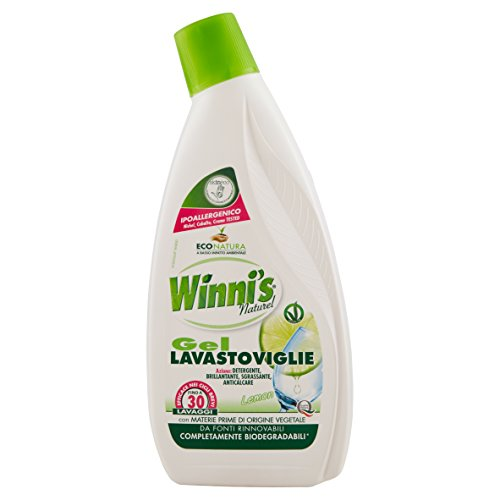 Winni's Naturel Gel Lavastoviglie, 750ml