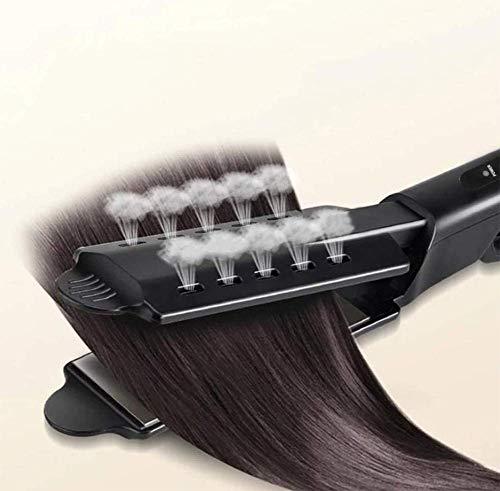 Ceramic Tourmaline Ionic Flat Iron Hair Straightener Professional Glider,glättet und lockt mit einstellbarer Temperatur von 160 ℃ -220 ℃, schnelle Erwärmung für alle Haartypen