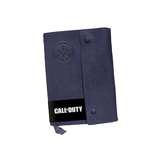 Call of Duty Leder Notizbuch Retribu
