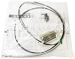 sunx fiber optic sensors