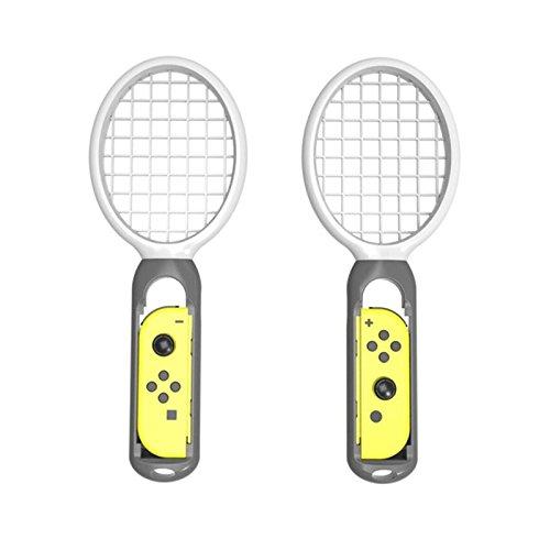 Alician 2pcs / Set Raqueta Tenis Switch Joy-con Controller