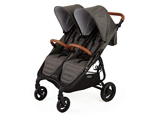 Valco Baby Snap Duo Trend Double Stroller (Tailormade Charcoal)