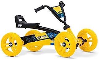 BERG Go Kart, Buzzy BSX Colour Yellow Black