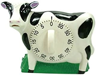Timer - Cow with Mooing Noise - Batteries included (Pack of 2)