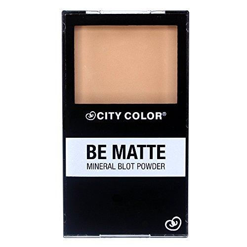 CITY COLOR Be Matte Mineral Blot Powder - Translucent