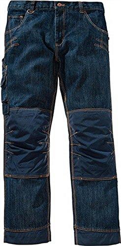 Worker-jeans Cody, maat 50, blauw