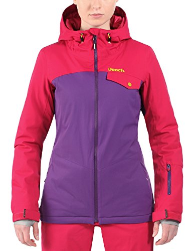 Bench Damen Funktionsjacke Geeforce, Cerise, M, BLKF0080